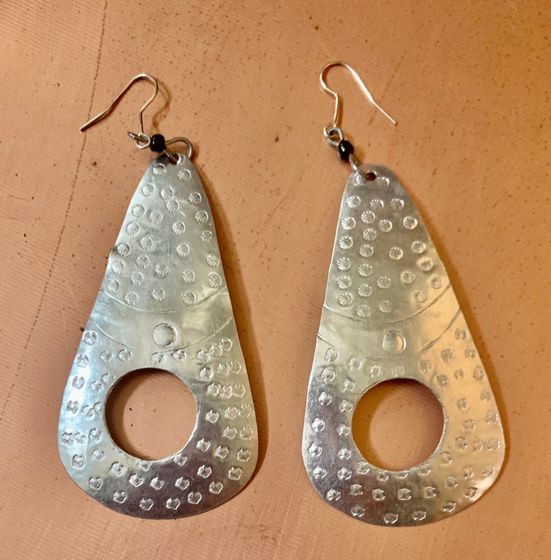 Earrings - African Designs in Metal