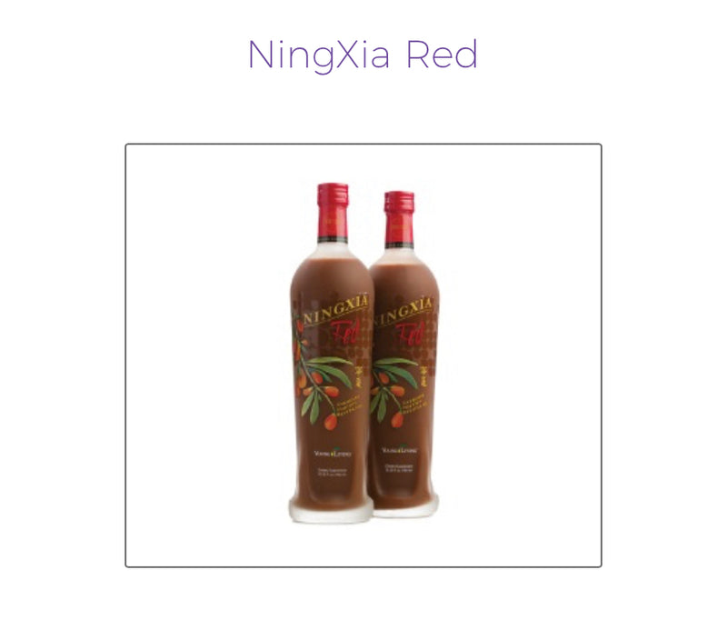 NingXia Red (Young Living Essential Oils)