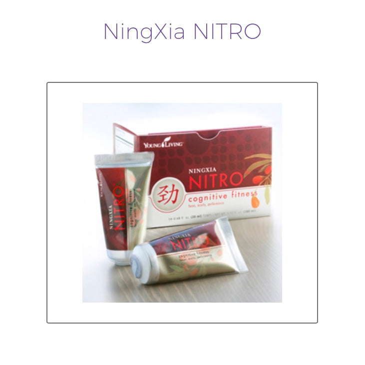 NingXia Nitro (Young Living Essential Oils)