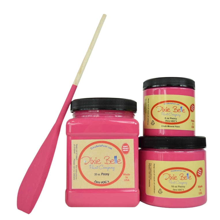 Peony  / Dixie Belle Chalk Mineral Paint