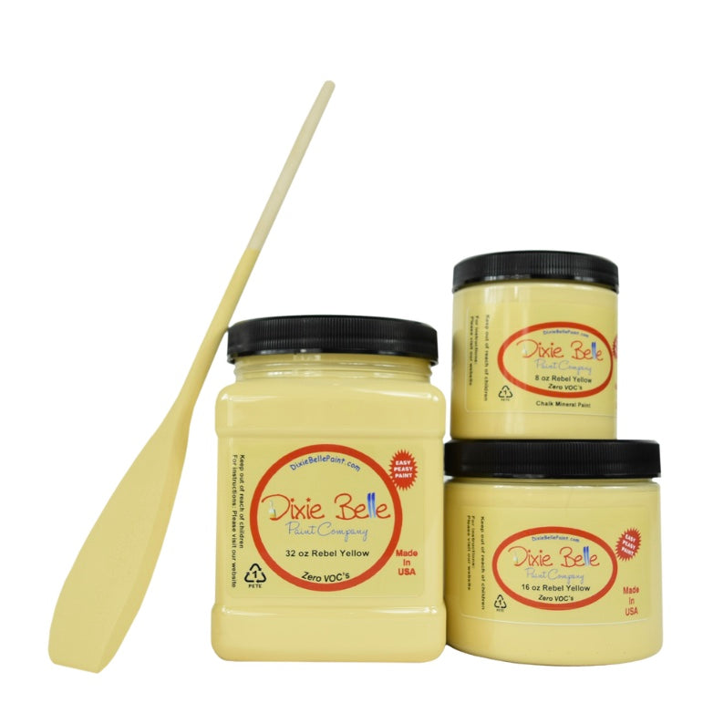 Rebel Yellow / Dixie Belle Chalk Mineral Paint