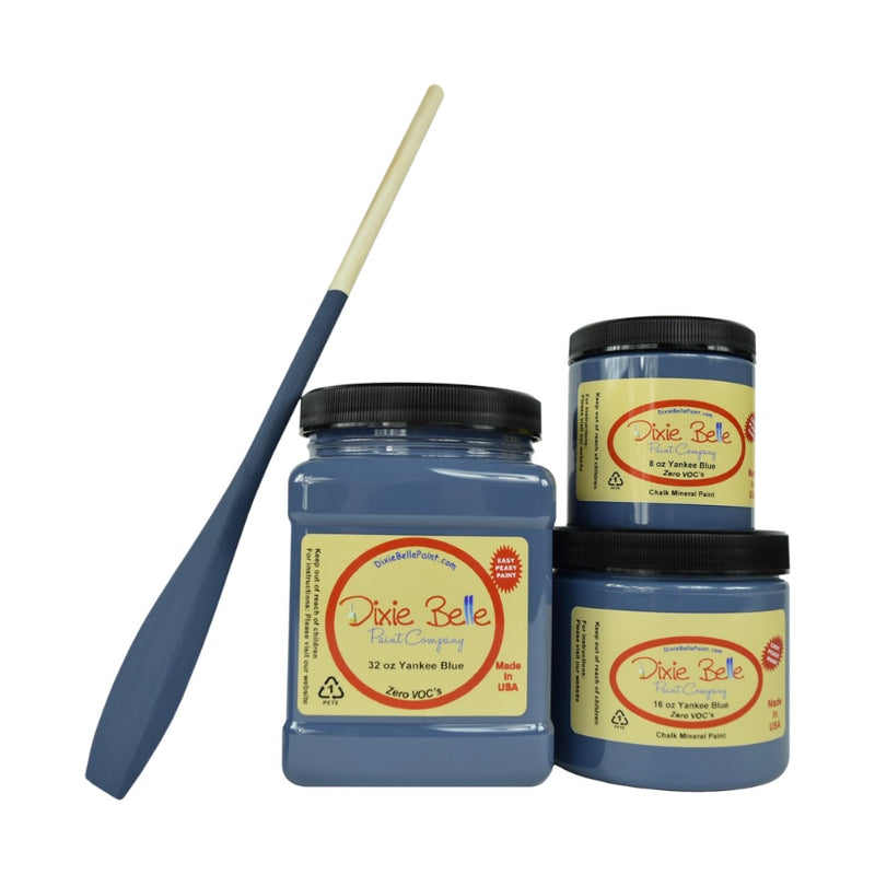 Yankee Blue / Dixie Belle Chalk Mineral Paint