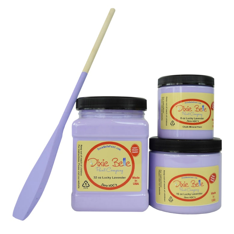 Lucky Lavender / Dixie Belle Chalk Mineral Paint