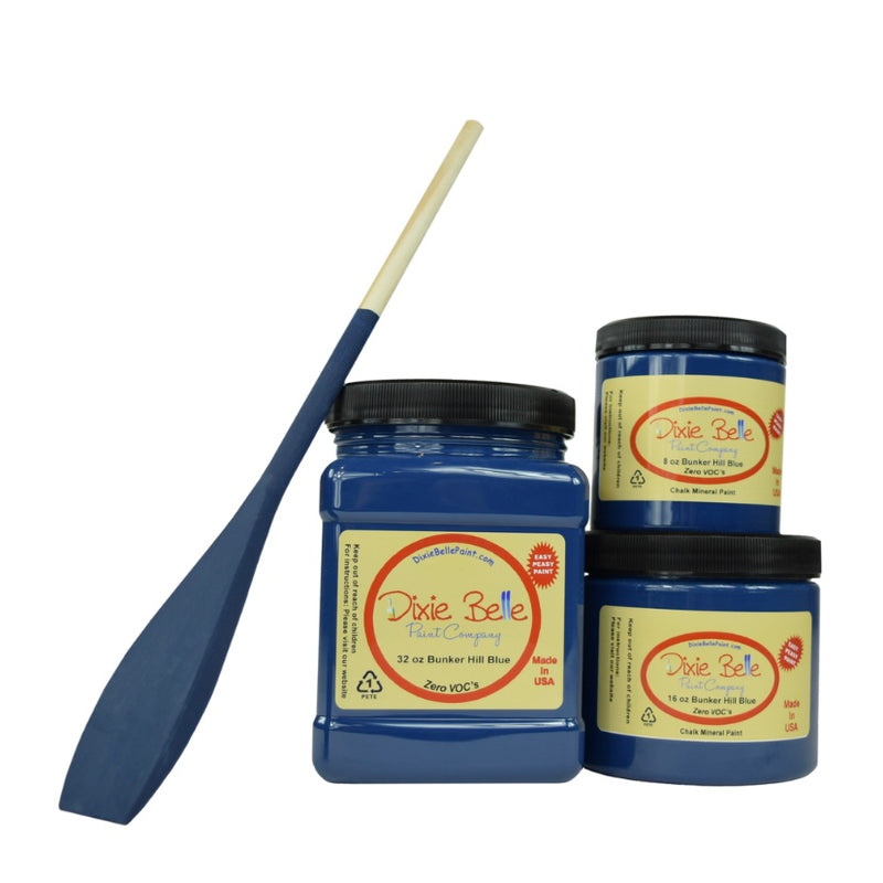 Bunker Hill Blue / Dixie Belle Chalk Mineral Paint