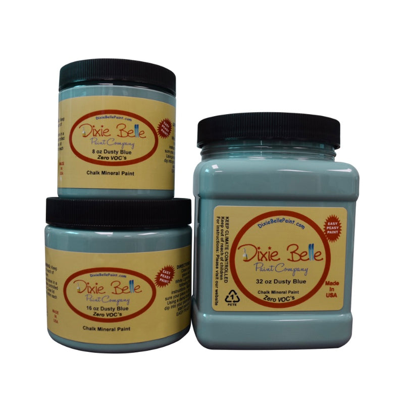 Dusty Blue  / Dixie Belle Chalk Mineral Paint