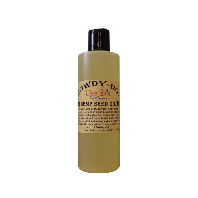 Howdy-Do Hempseed Oil / Dixie Belle Chalk Mineral Paint
