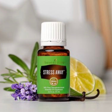 Stress Away Essential Oil  (Young Living Essential Oils)