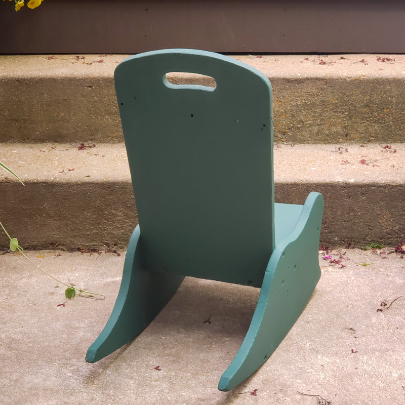 Child's Rocking Chair - Vintage