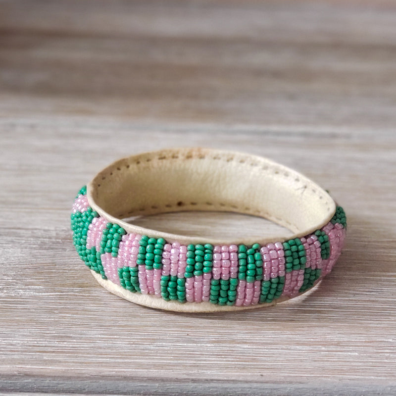 Tribal  Beaded Handmade Bracelets from Africa
