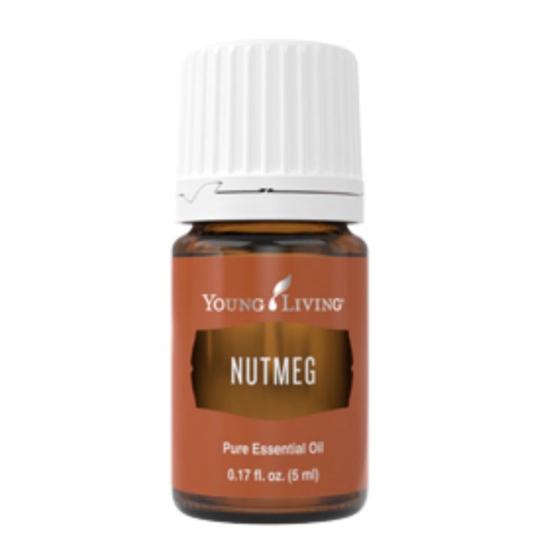 Nutmeg Essential Oil (Young Living Essential Oils)