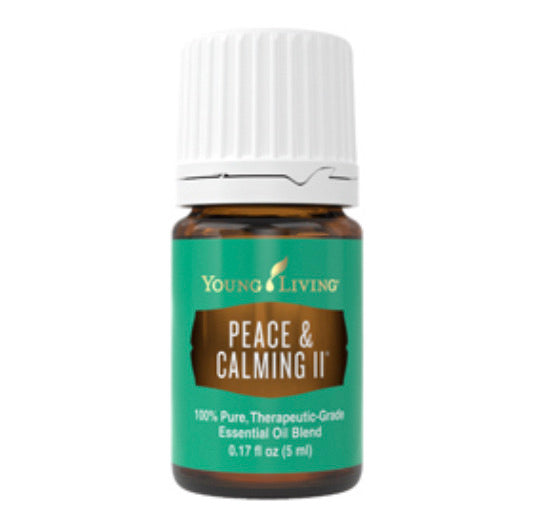 Peace and Calming II Essential Oil (Young Living Essential Oils)