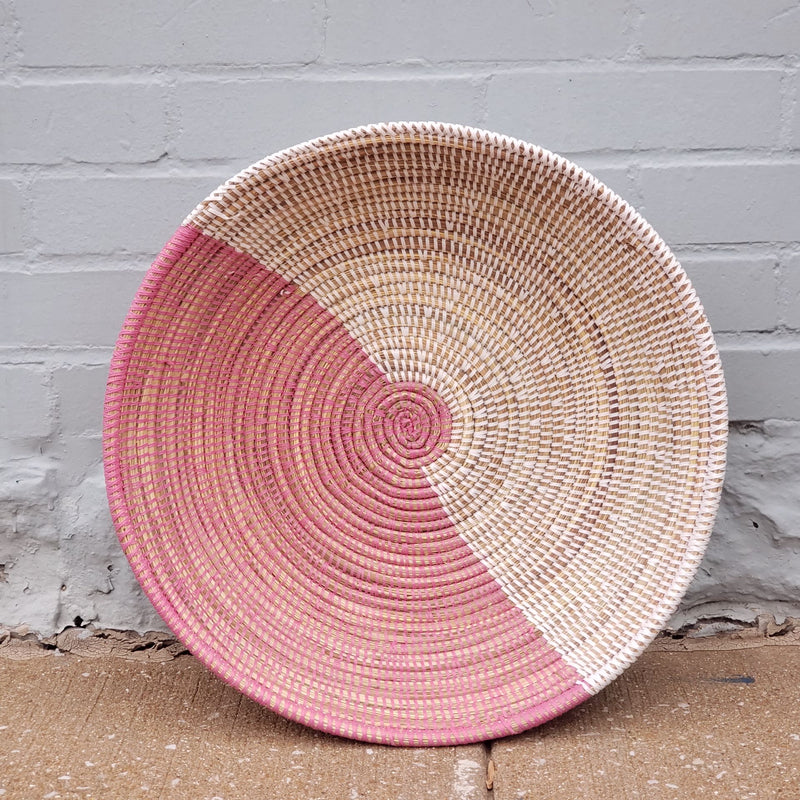 Hand Woven Catch-All Basket