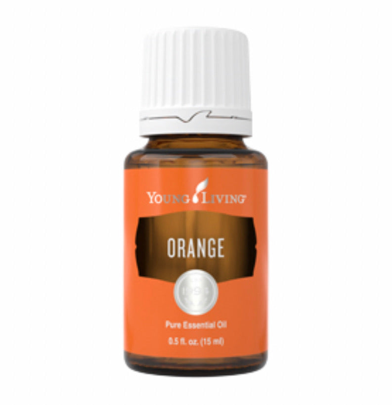 Orange Essential Oil (Young Living Essential Oils)