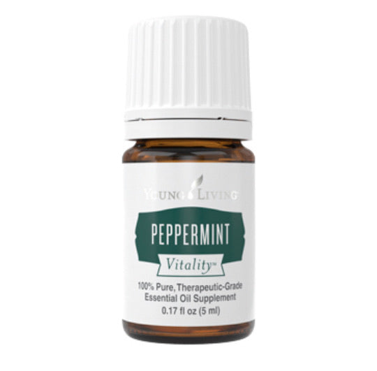 Peppermint Essential Oil (Young Living Essential Oils)