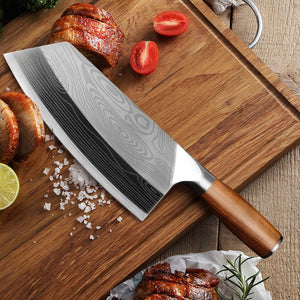 Thin XC - Thinner kitchen Cleaver
