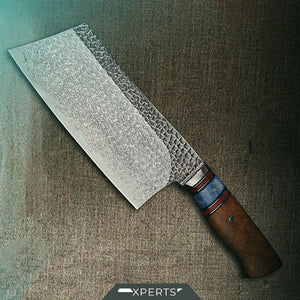 VG10 steel core manual kitchen knife