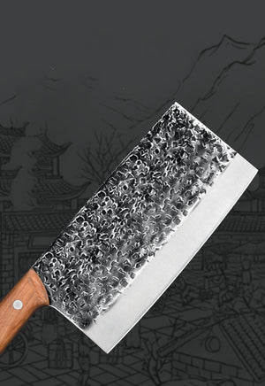 CleaveRazor - Hand made kitchen cleaver