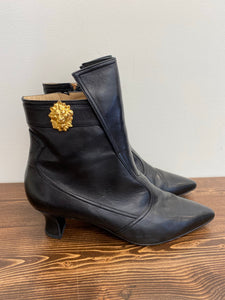 Versus by Gianni Versace Booties (39.5)