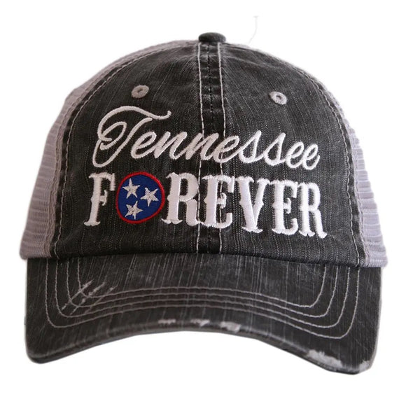 Tennessee Forever Tri-Star Hat