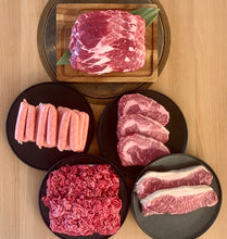Load image into Gallery viewer, Large Beef Box - Gyusha Wagyu Beef Ultimate Family Pack