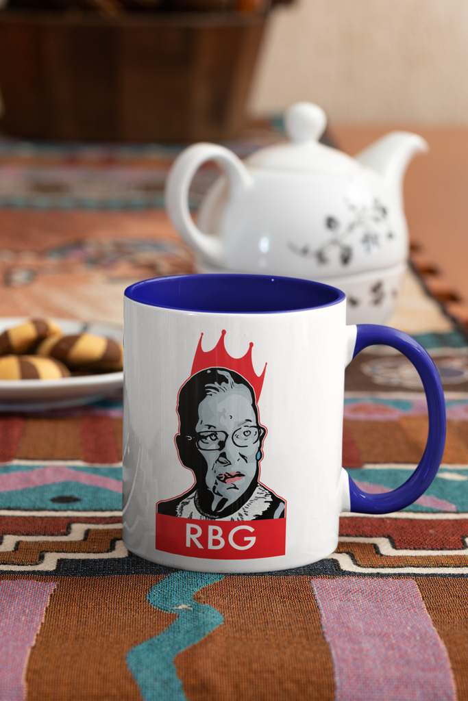 A sip of tea with RBG