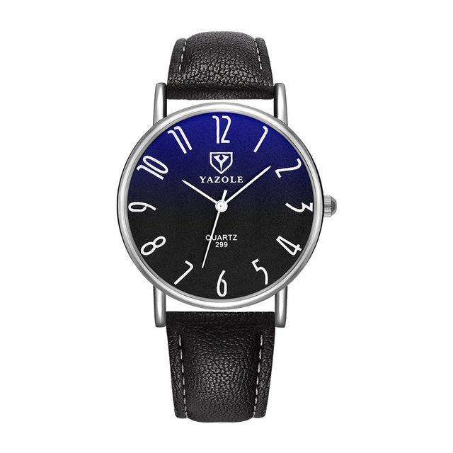 Ultra-Thin Fashion Quartz Watch - watch-yes