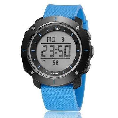Fashion Digital Sport Watch - watch-yes