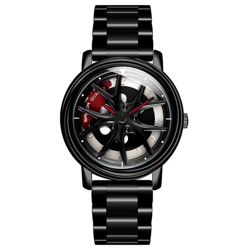 Stylish Casual Wristwatch - watch-yes