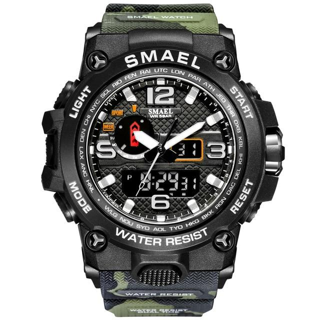 Military_Sport_Watch_New_Camo_Army_Green