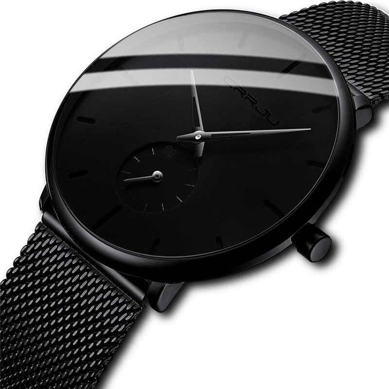 Slim Fashion Watch