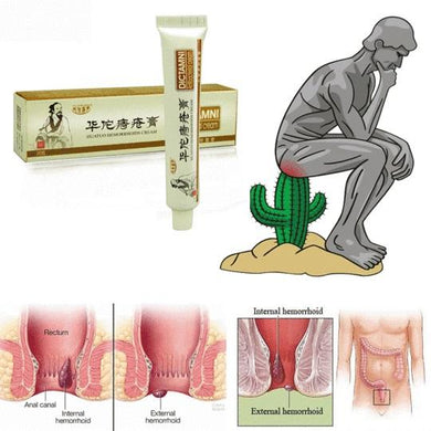 100% Herbal Best Hemorrhoid Cream