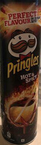 Pringles Hot & Spicy - 200 g