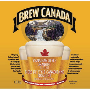 Canadian Style Draught