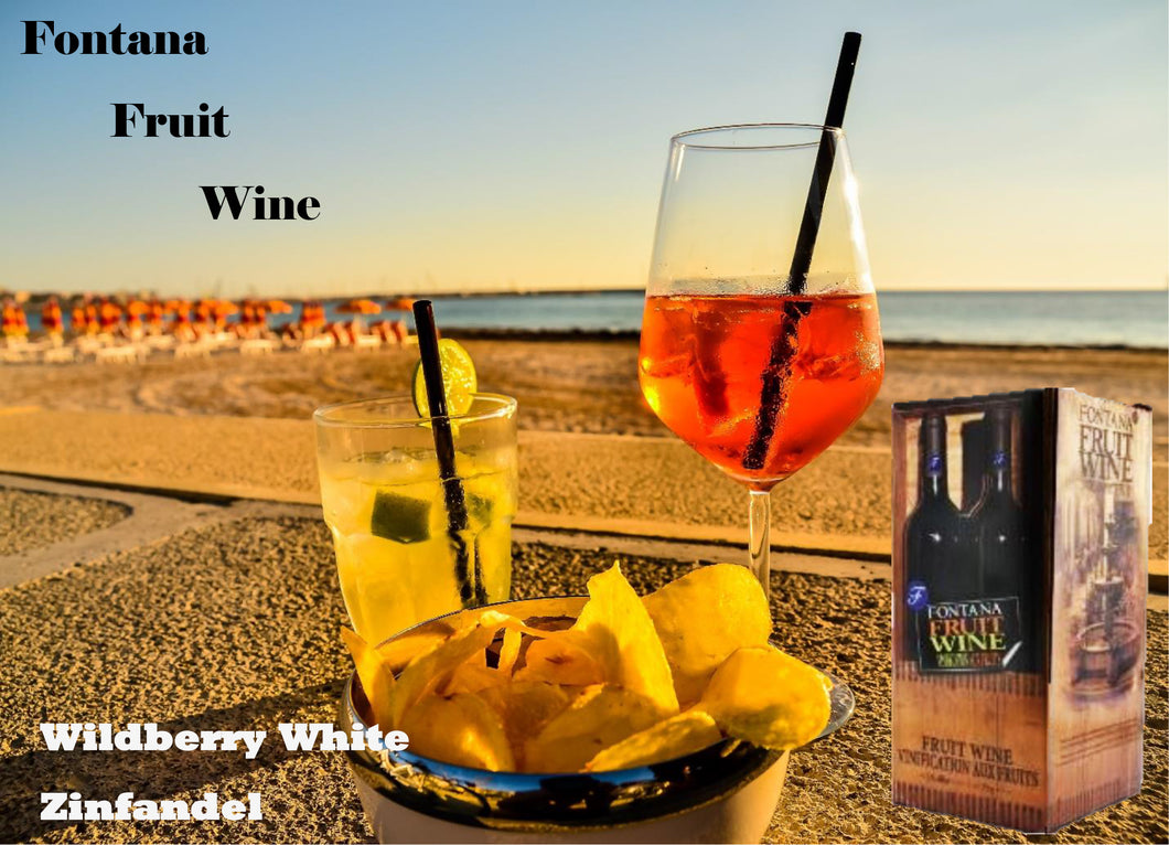 Wildberry White Zinfandel