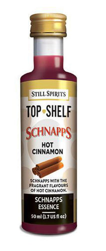 Hot Cinnamon