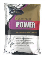 Turbo Yeast Power