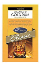 Classic Queensland Gold Rum Flavouring