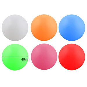 10 Pcs 38mm Beer Pong Balls