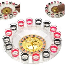 Load image into Gallery viewer, Shot Roulette (16 Shot Glasses Included)