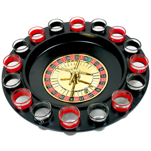 Shot Roulette (16 Shot Glasses Included)