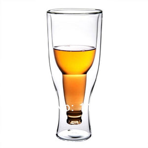 1PC  Beer Glass
