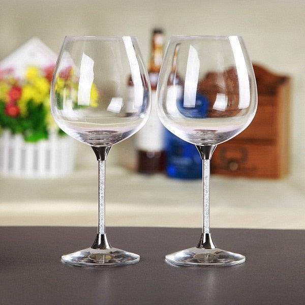 2 PCS Wine Glass Set