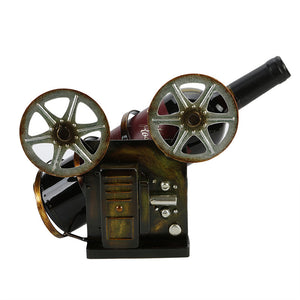 Movie Reel Wine Bottle Holder
