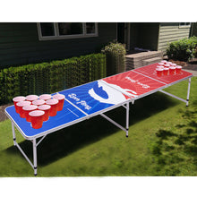 Load image into Gallery viewer, Giantex 8FT Portable Indoor Folding Beer Pong