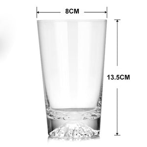 Mount Fuji Whiskey Glasses 250ml/350ml