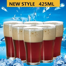 Load image into Gallery viewer, 6 PCS Beer Glasses