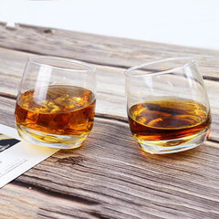6Pcs/Set Tumbler Wine Glass