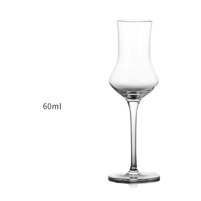 Wine Taster Exclusive Tulip Crystal