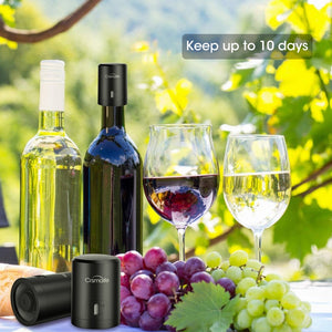 Vacuum Sealer Wine Bottle Cap