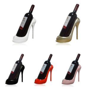 High Heel Wine Bottle Holder